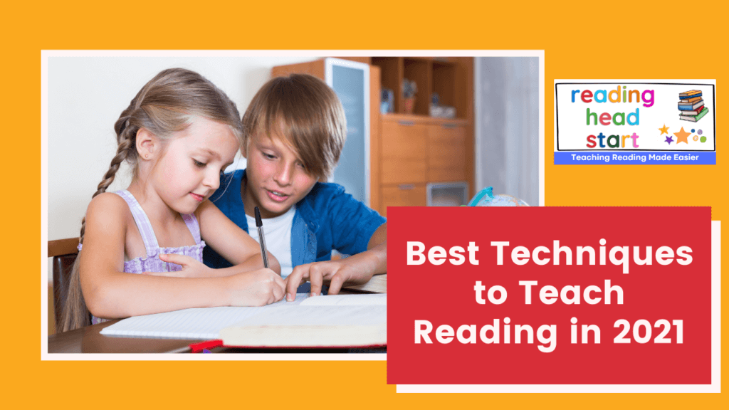 Best Techniques To Teach Reading In 2021