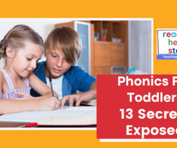 Phonics For Toddlers 13 Secrets Exposed