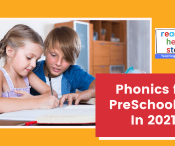 "Phonics for PreSchoolers – 7 ""Buzz Words"" Secrets"